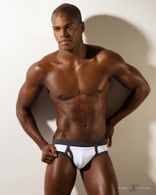 HOT BLACK MEN: Marlon