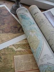 Jag älskar gamla kartor...