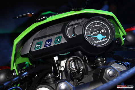 New Kawasaki D-Tracker Makin Bertenaga dan Kekar Hadir Dalam 2 Varian