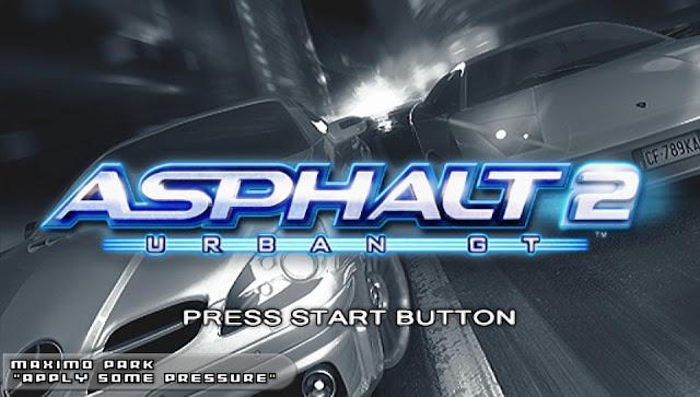 Asphalt Urban GT 2