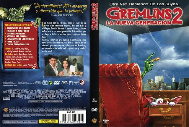 Gremlins 2 Dvd