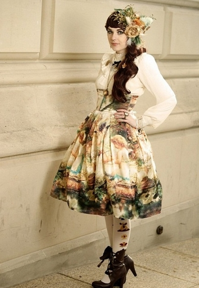 Devilinspired Rococo Clothing Rococo Lolita Dresses Perfect For Your Wardrobe Of Sweetness