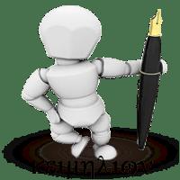 A caneta do revisor está sempre pronta a contribuir com o autor.