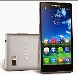 Smartphone Android Lenovo Vibe Z K910