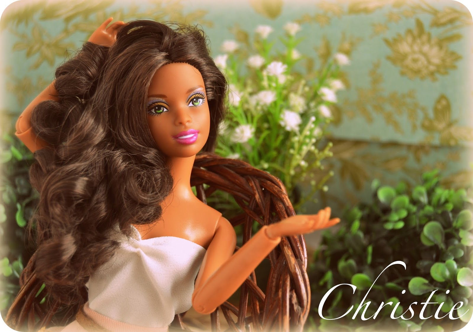 Barbie Christie OOAK