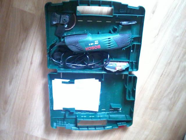 Bosch PMF E Multi Set - электрорезак