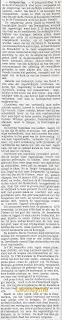Artikel uit de Gazette van Brugge van 21 mei 1883 betreffende de opgraving van Isabella van Denemarken.