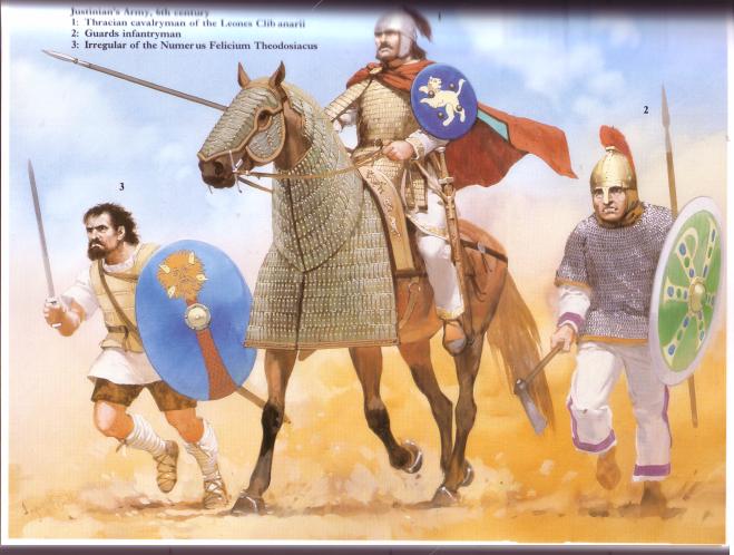 Byzantská armáda