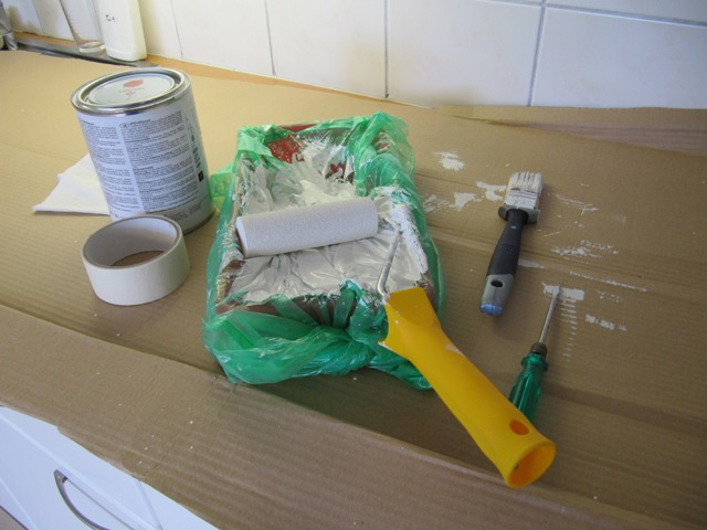 Keittiökaappien runkojen maalaus – Koti ja villieläinten
