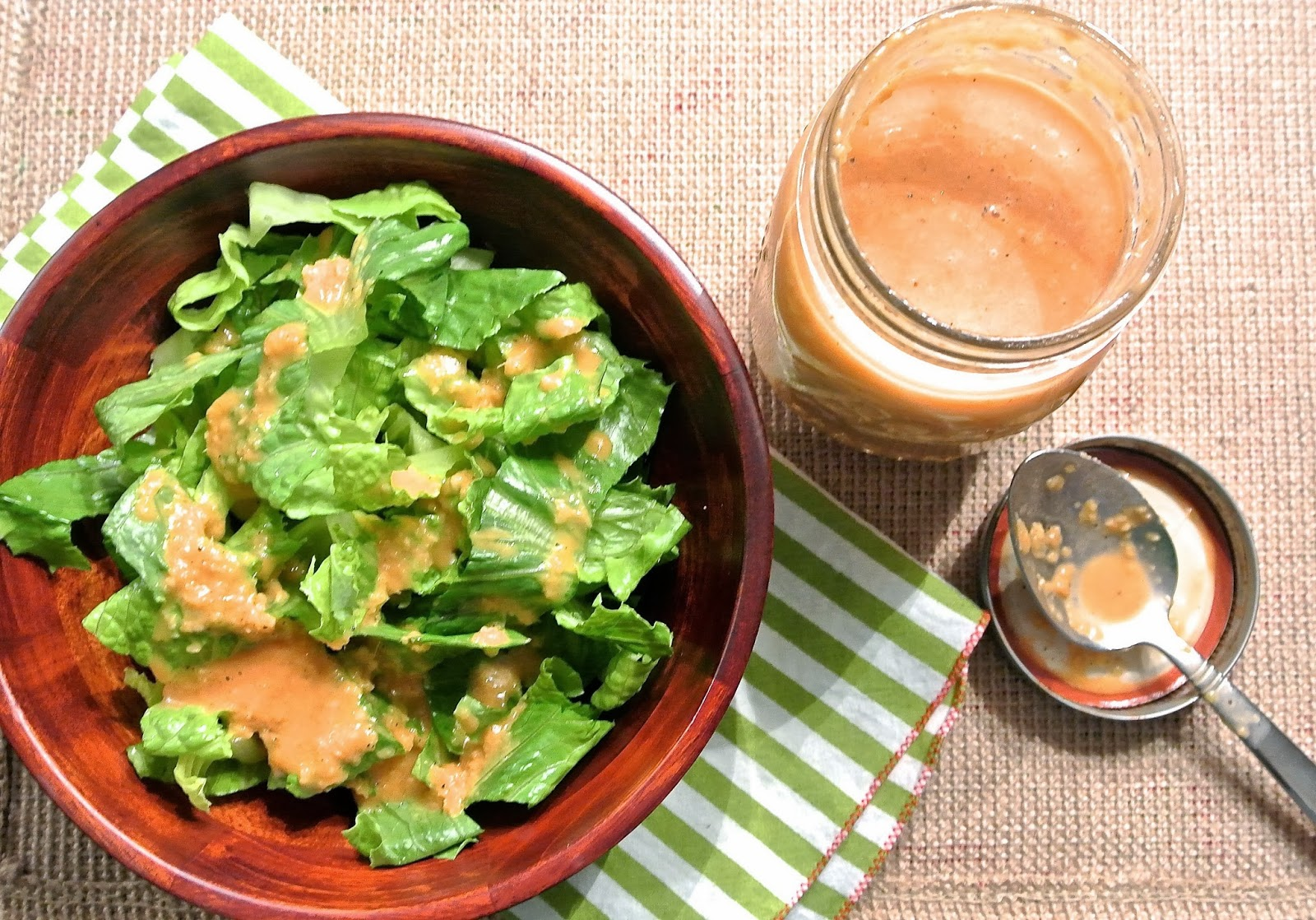 ... Barbee Housewife: Ginger Salad Dressing {Japanese Steak House Copycat