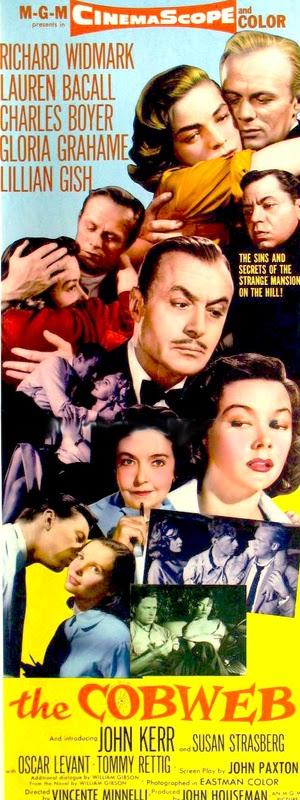 La tela de araña (1955) Descargar y ver Online Gratis