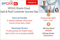 Evento: 23 Nov Customer Success Day - Madrid y Barcelona