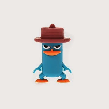 Pendrive Agente Perry 16 GB