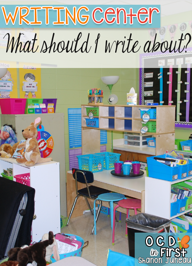 Elementary Classrooms Writing ~ Writing center ideas classroom tested resources