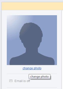 Delete profile photo google