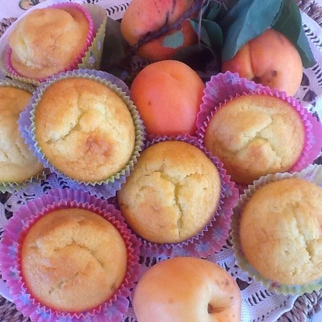 muffins alle albicocche