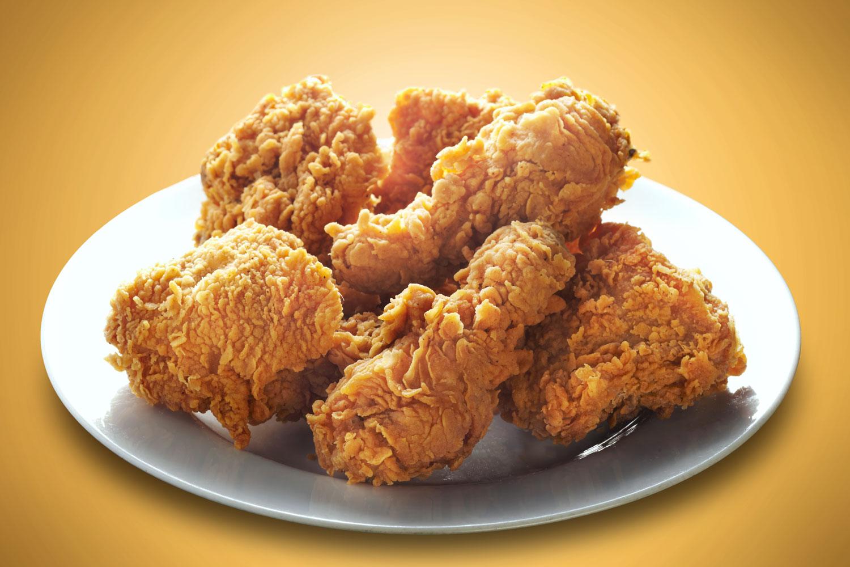 Ayam Goreng Punca Jerawat Perot Boroi Kau Ada