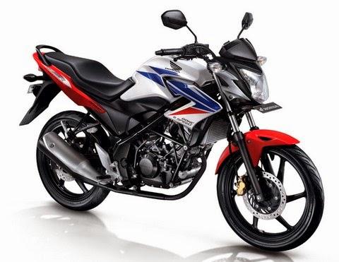 Harga Motor Honda CB150R StreetFire