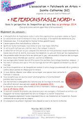 """""""Ne Perdons Pas le Nord"""" concours 2014"""