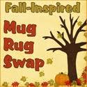 Fall-Inspired Mug rug