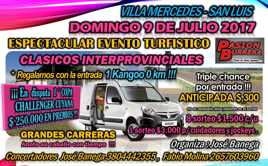 VILLA MERCEDES - SL - 9 DE JULIO