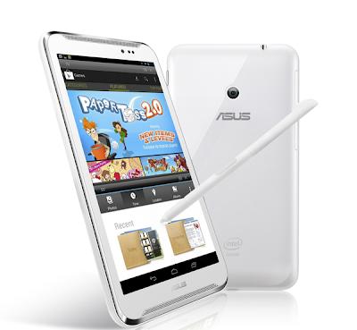 Daftar Harga Tablet Asus Terbaru Agustus 2013
