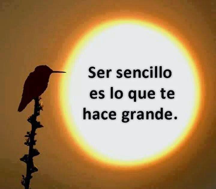 Sencillo