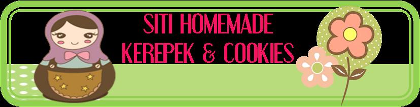 siti homemade kerepek & cookies
