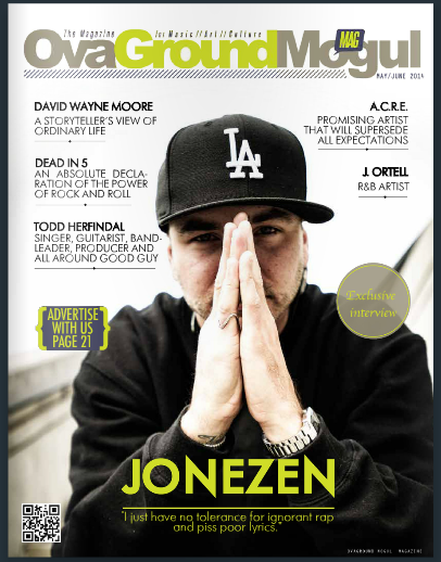 Detroit rapper Jonezen