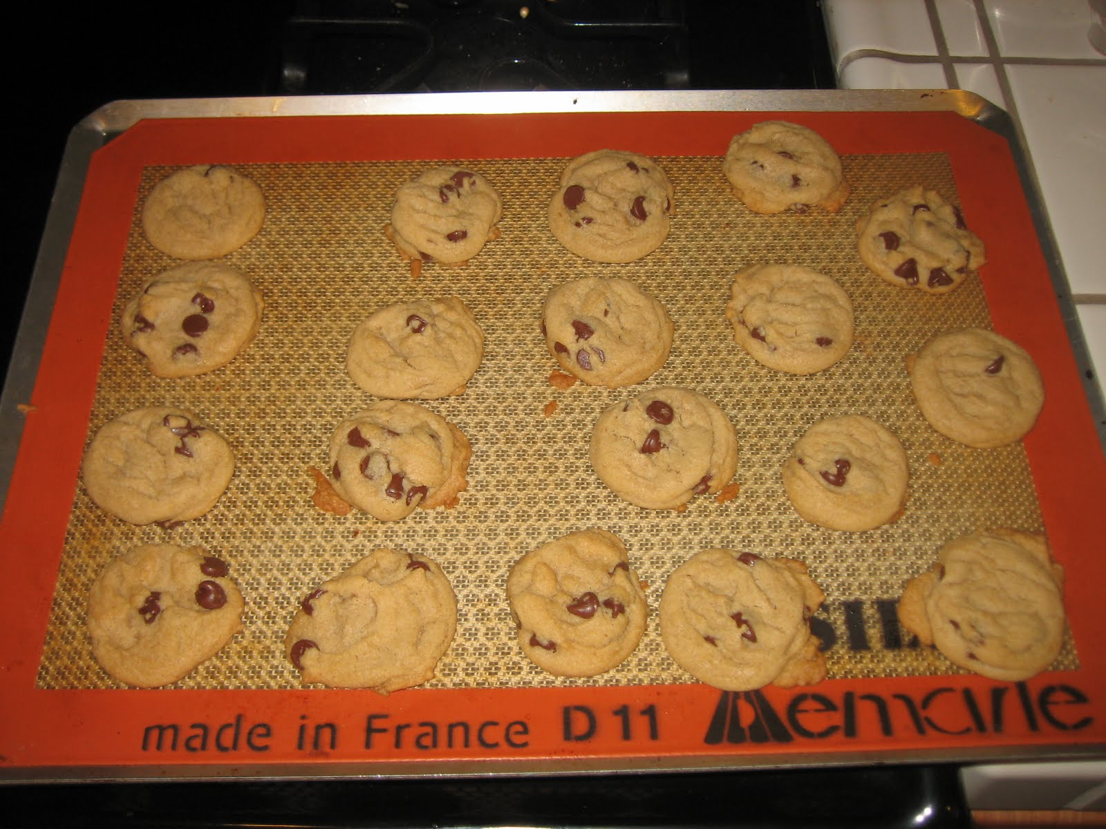 Cooking with Demarle: UH-mazing cookies!