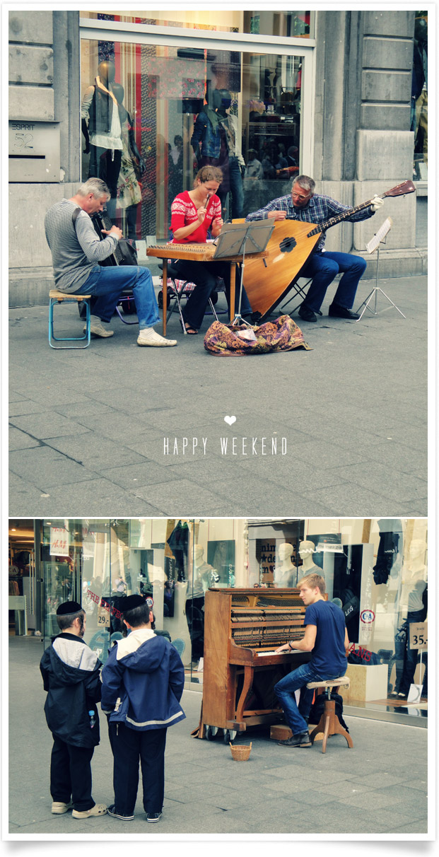 Music on Meir Antwerp