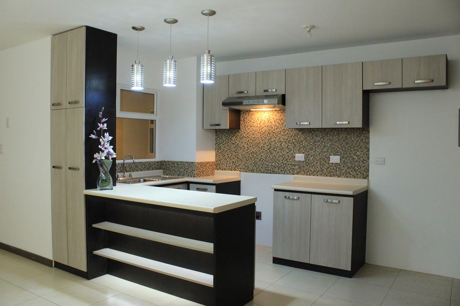 Remodelaciones de casas cocinas de melamina for Cocinas de melamina