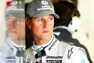 michael schumacher 2012, schumacher mercedes 2012 contract