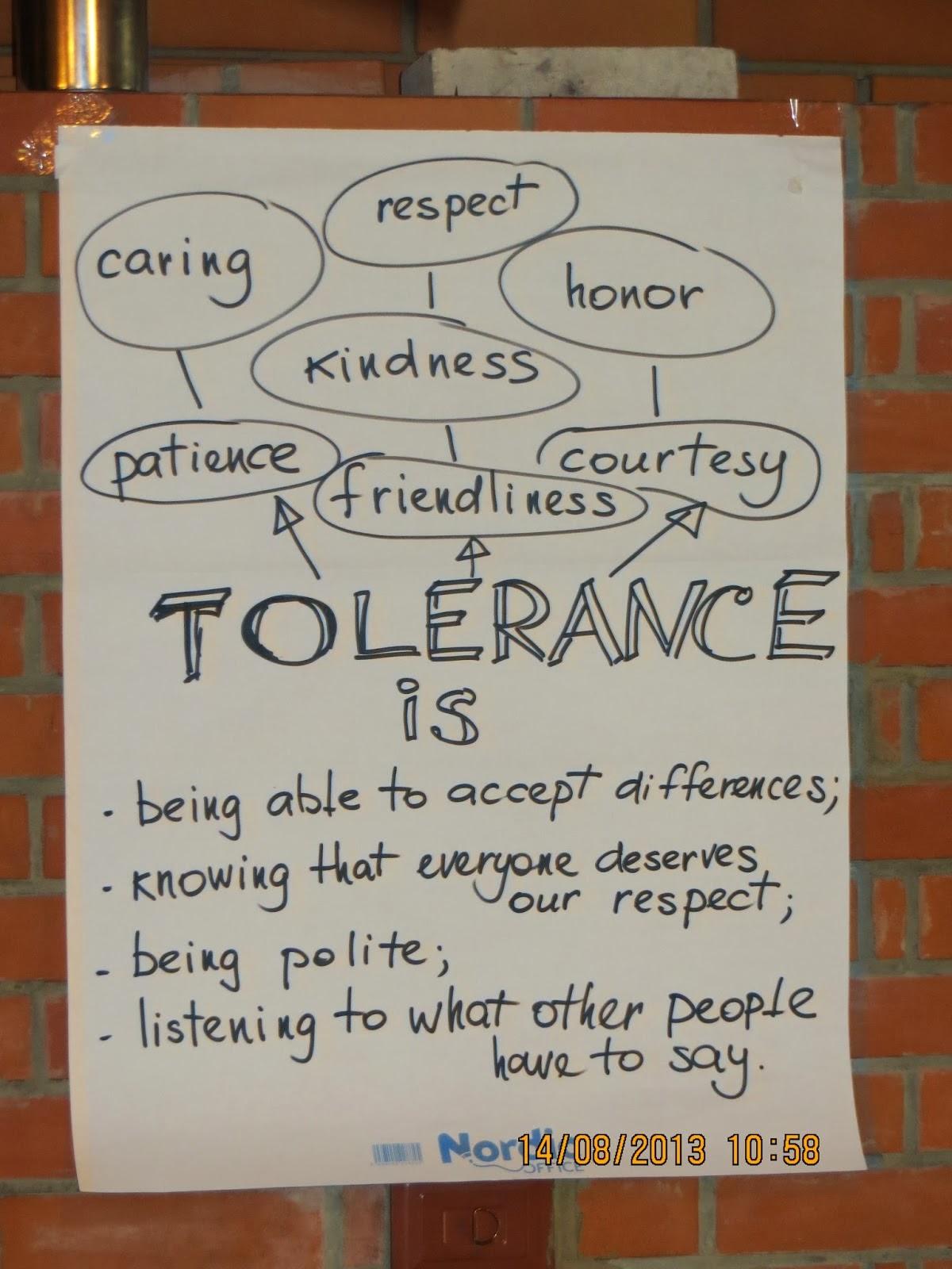 Vilnius Diaries: Teaching Tolerance through English: Forging ...