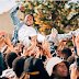 "Kendrick Lamar shoots video for ""Alright"""