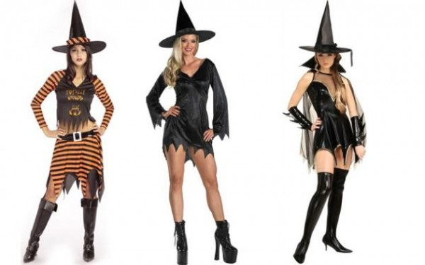 Fantasias femininas Halloween 2014