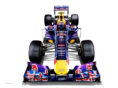 Redbull+RB9+formula1+2013