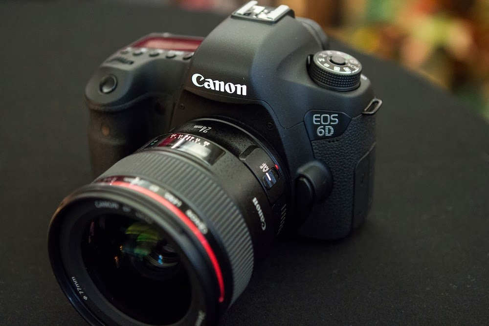 My new Camera in Review: Canon 6D [test images and videos inside ...