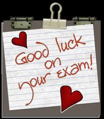 Study Week!!