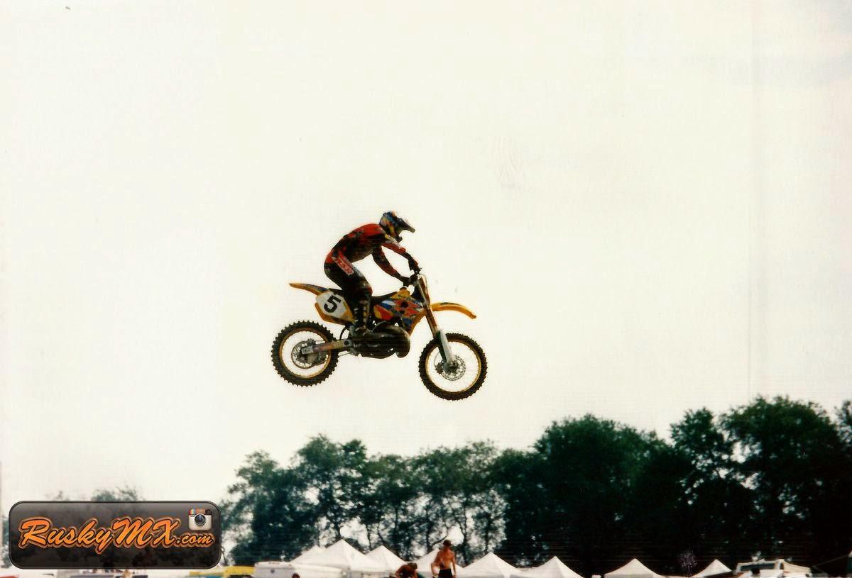Mike Larocco Steel City 1997