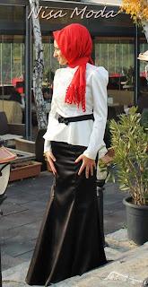 nisa moda 2014 tesett%C3%BCr Elbise modelleri64 nisamoda 2014, 2013 2014 sonbahar kış nisamoda tesettür elbise modelleri