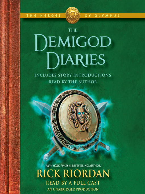 the demigod diaries by rick riordan junebug