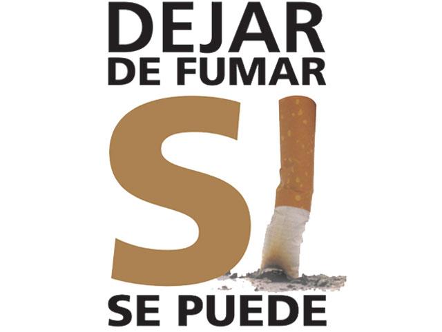 Deja el cigarro