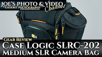 Case Logic SLRC-202 Medium SLR Camera Bag | Gear Review