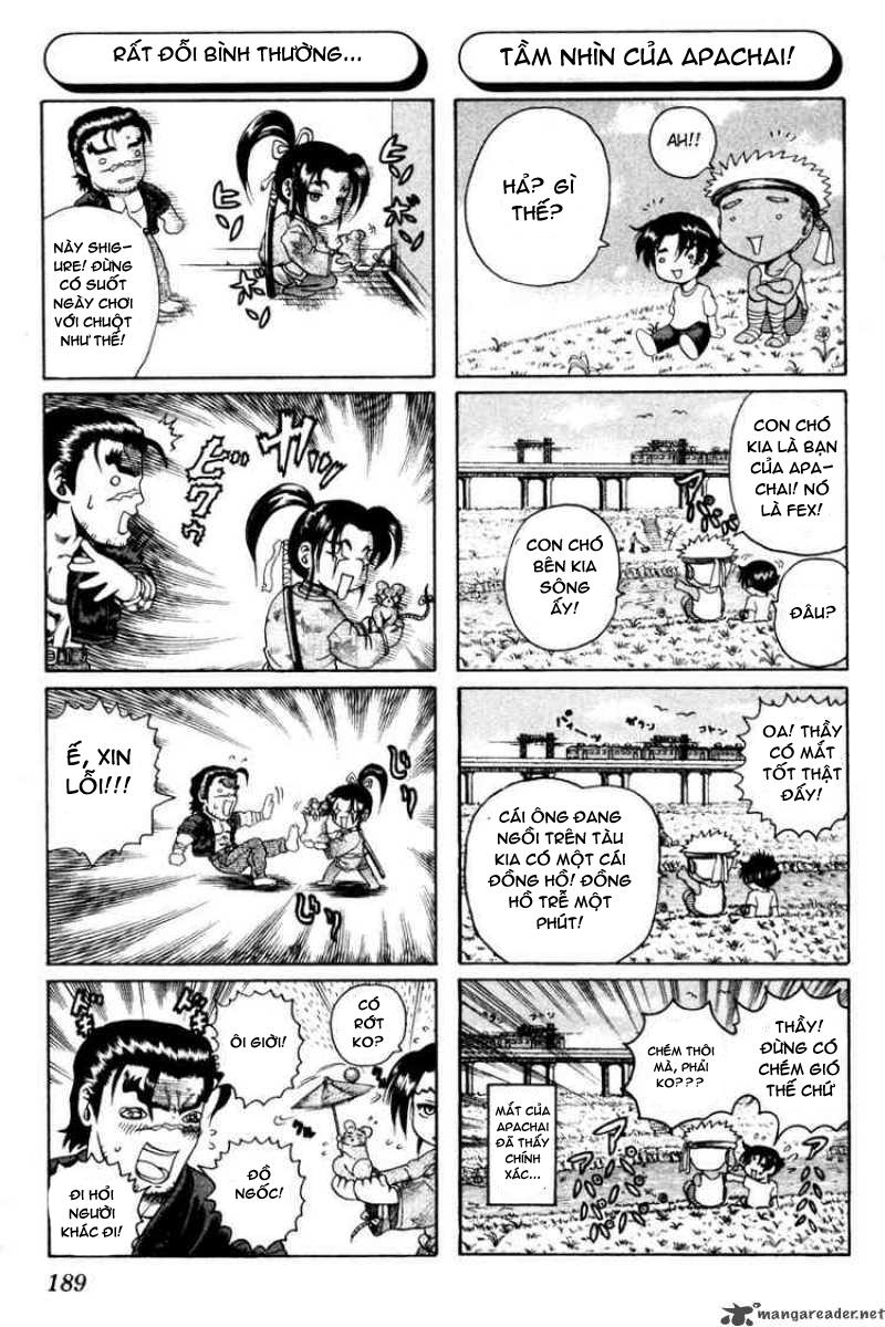 Kenichi trang 25