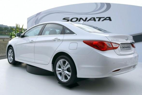 Hyundai Sonata Car Wallpapers Pictures Images Photo