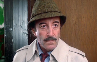 Sellers as Clouseau in 'Revenge of the Pink Panther' (1978)