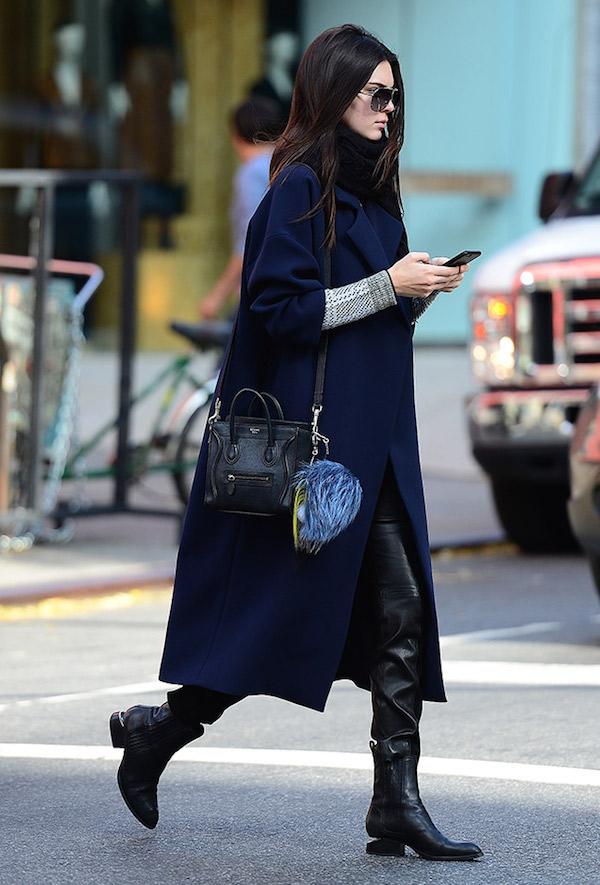 Rich Girls Street Style Kendall Jenner