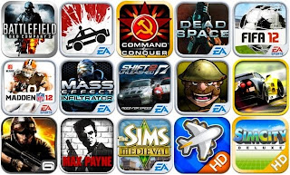 Kumpulan Game Java Gameloft