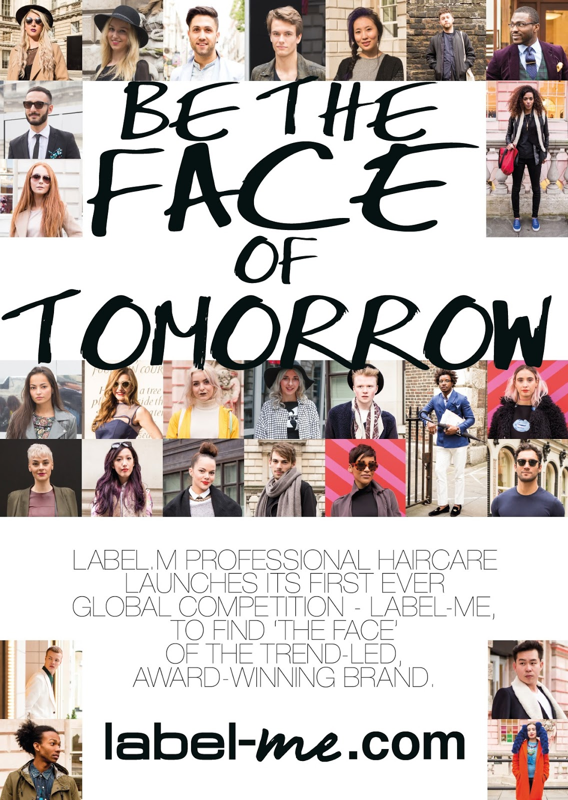 Be The Face Of Label.m label-me